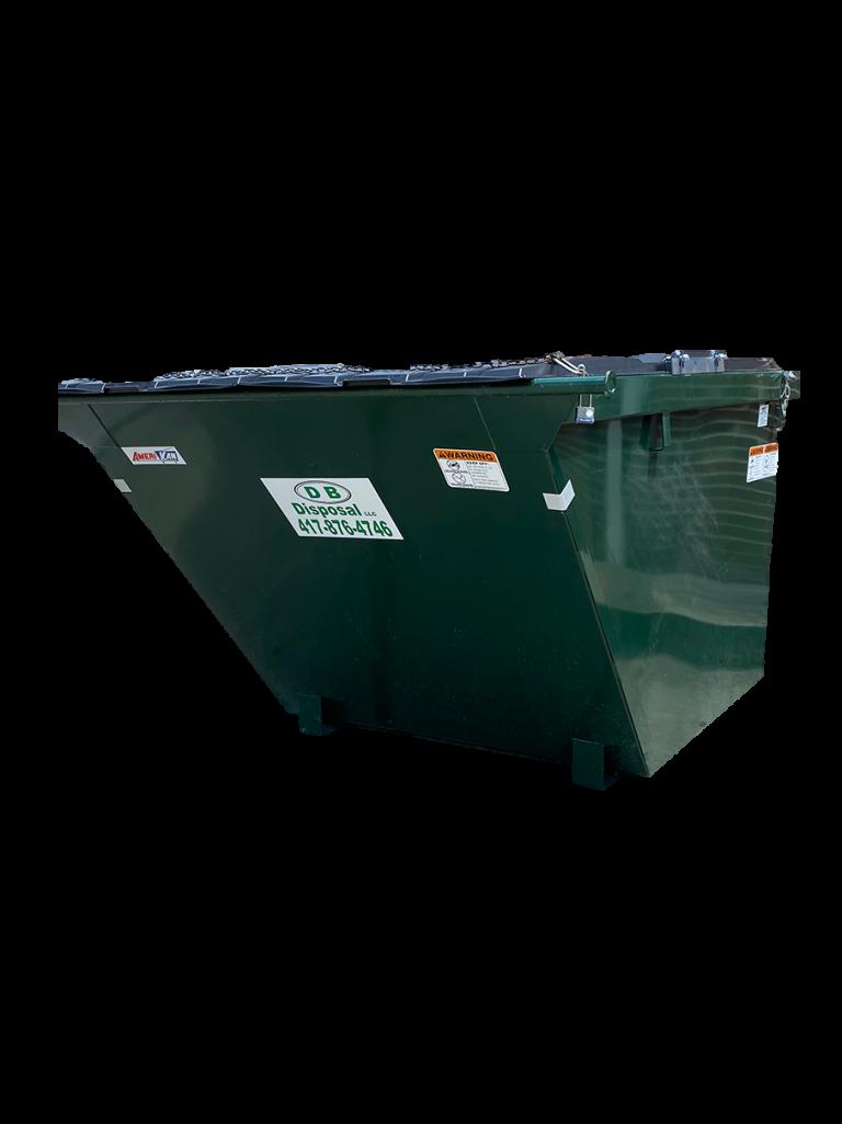 DB Yard Dumpster